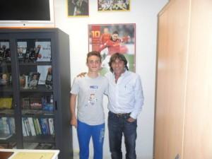 Antonelli e Bruno Conti
