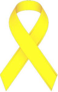 nastro giallo